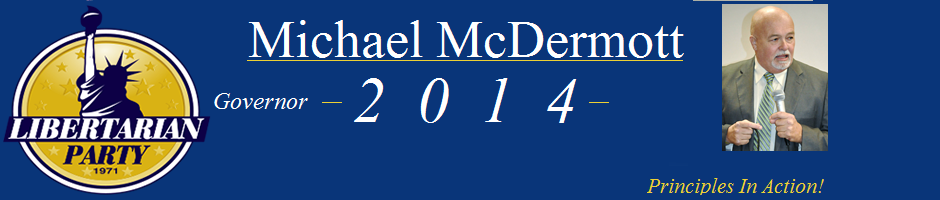 Michael McDermott for New York Governor 2014